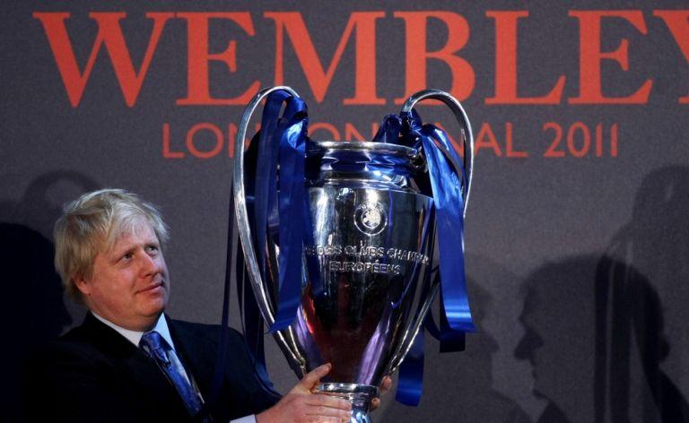 Μπ. Τζόνσον προς UEFA: «Θα ήταν υπέροχο να φιλοξενήσουμε τον τελικό στην Αγγλία»   tovima.gr