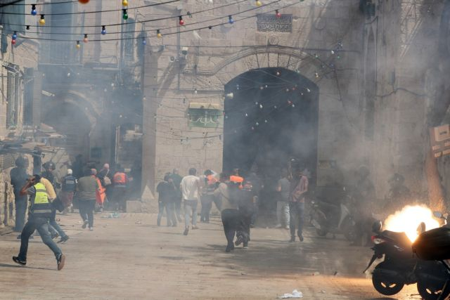 Εννέα νεκροί από βομβαρδισμούς στη Λωρίδα της Γάζας   tovima.gr