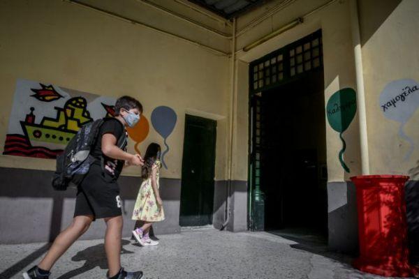 Πρεμιέρα για τα σχολεία με self test και αυστηρά μέτρα – Ολα τα SOS για μαθητές   tovima.gr