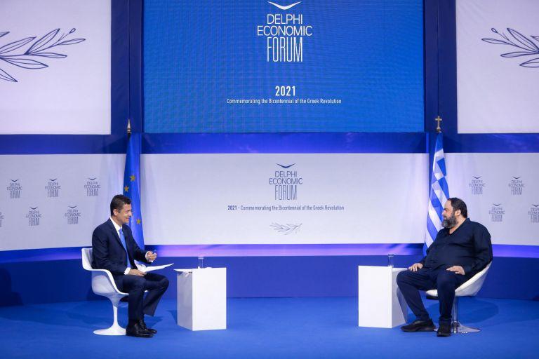 Βαγγέλης Μαρινάκης: Επενδύσεις με γνώμονα την προστασία του περιβάλλοντος | tovima.gr