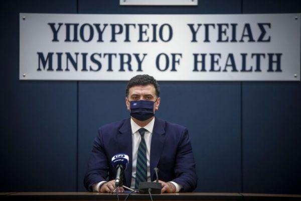 Κικίλιας: Ολα τα εμβόλια για τους «30-44» τέλη Μαΐου – Εμβολιασμένοι οι μαθητές την επόμενη χρονιά | tovima.gr