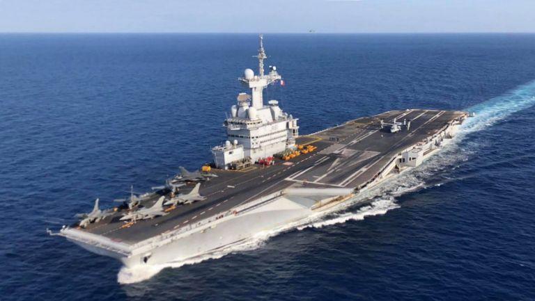 Ξανά στην Κύπρο το De Gaulle – Το στρατηγικό σχέδιο των Γάλλων   tovima.gr
