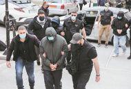 Μένιος Φουρθιώτης: Με συνεργάτη του Ξηρού σχεδίαζε επιθέσεις
