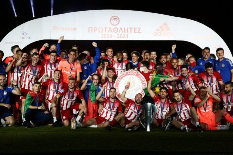 Ο Θρύλος γιόρτασε το 46ο πρωτάθλημα | tovima.gr