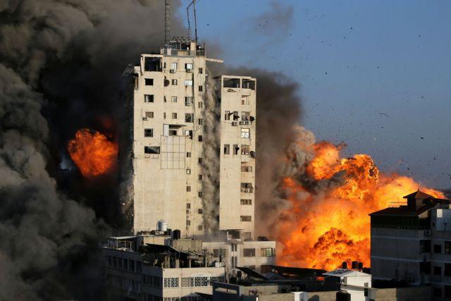 Μέση Ανατολή: Νέος γύρος ανάφλεξης – 63 νεκροί και πάνω από 400 τραυματίες | tovima.gr