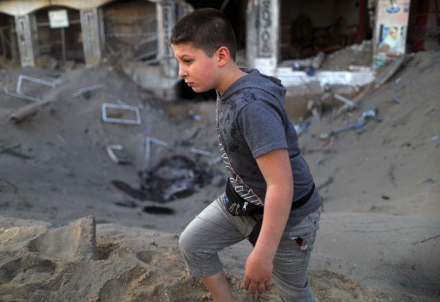 Λωρίδα της Γάζας: Τουλάχιστον 35 νεκροί – Αποκλιμάκωση της βίας ζητά ο ΟΗΕ   tovima.gr