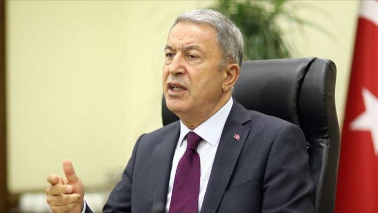 Επιμένει στις προκλήσεις ο Ακάρ : Η Ελλάδα έχει επεκτατικές βλέψεις   tovima.gr