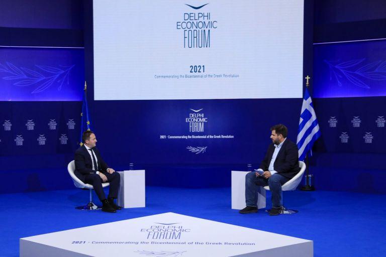Πέτσας: Τα έσοδα του ΕΝΦΙΑ θα μεταφερθούν στην τοπική αυτοδιοίκηση   tovima.gr