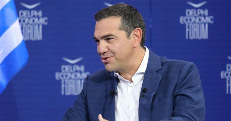 Delphi Forum – Αλέξης Τσίπρας: Μεταρρυθμίσεις τύπου Ρήγκαν και Θάτσερ προωθεί η κυβέρνηση | tovima.gr