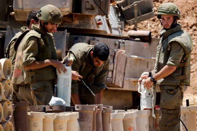 Με το χέρι στη σκανδάλη το Ισραήλ: Στα σύνορα με τη Γάζα χερσαίες δυνάμεις – Κλήθηκαν εκτάκτως 7.000 έφεδροι   tovima.gr