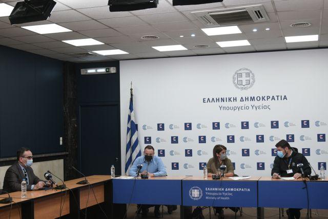 Κορωνοϊός – LIVE: Η ενημέρωση για την εξέλιξη της πανδημίας   tovima.gr