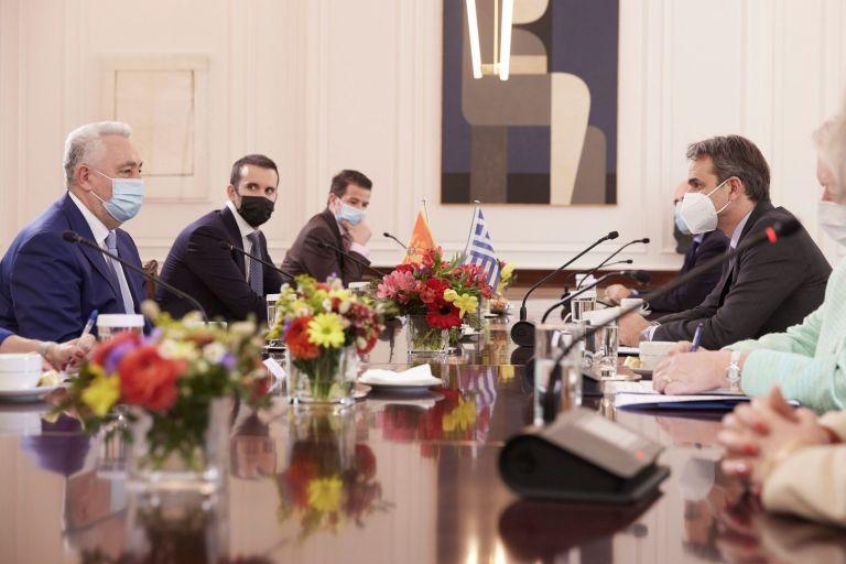 Δυτικά Βαλκάνια και Τουρισμός στο επίκεντρο της συνάντησης Μητσοτάκη – Κριβοκάπιτς | tovima.gr