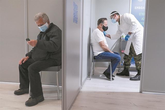 ECDC: Κάτω από τον μέσο όρο οι εμβολιασμοί στις περισσότερες ηλικιακές ομάδες στην Ελλάδα – Ποιοι κάνουν την έκπληξη | tovima.gr