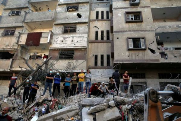 «Φλέγεται» η Γάζα – Σπεύδει αμερικανός μεσολαβητής | tovima.gr