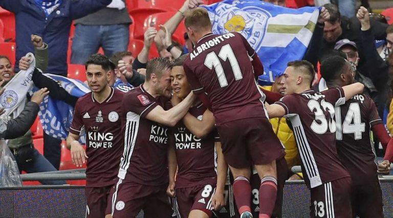 Γράφει ιστορία η Λέστερ (1-0) – Πήραν το Κύπελλο Αγγλίας οι «αλεπούδες» | tovima.gr