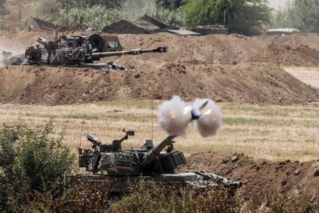 Γάζα: Τουλάχιστον 40 Παλαιστίνιοι σκοτώθηκαν σε ισραηλινές αεροπορικές επιδρομές   tovima.gr