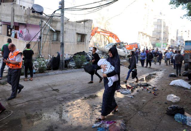 Ισραήλ: Προειδοποίηση Γκουτέρες για επερχόμενη ανθρωπιστική κρίση | tovima.gr