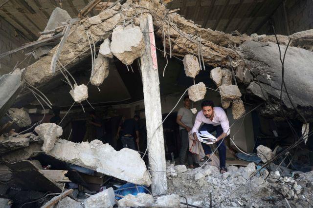 Μεσανατολικό: Διπλωματικός πυρετός για τερματισμό της βίας στη Γάζα | tovima.gr