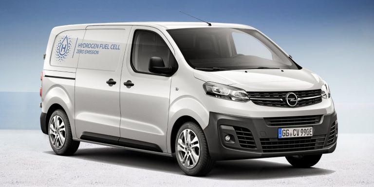 Opel Vivaro-e Hydrogen: Με τη δύναμη του… νερού | tovima.gr