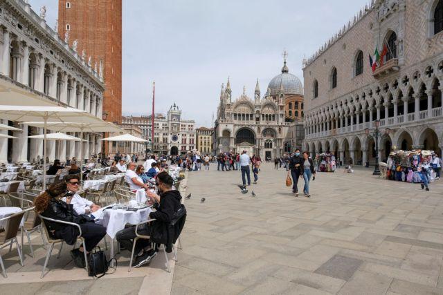 Ιταλία: Ξεκινά η σταδιακή χαλάρωση των περιοριστικών μέτρων   tovima.gr