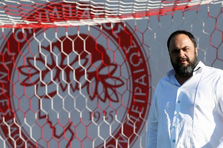 Ο Βαγγέλης Μαρινάκης έστειλε το μήνυμα στο Ρέντη: «Δύναμη, πάθος και… Κύπελλο» | tovima.gr