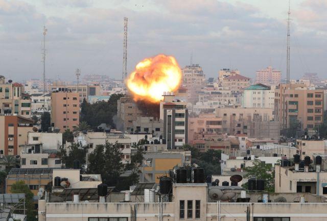 «Φλέγεται» η Μέση Ανατολή: Έλληνας δημοσιογράφος περιγράφει στο MEGA τις εξελίξεις | tovima.gr
