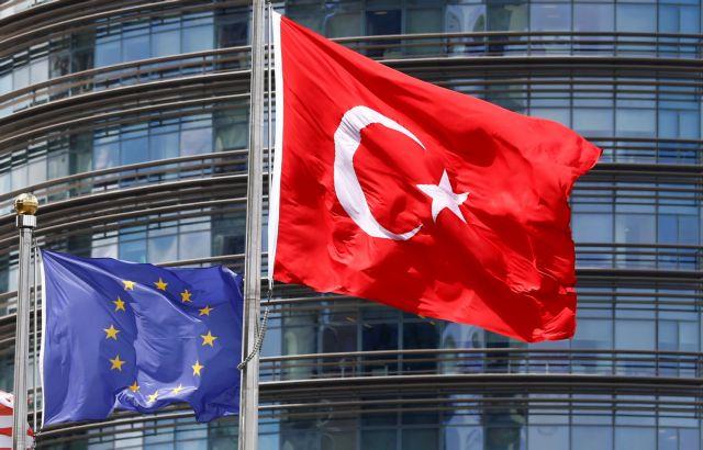 Ελληνοτουρκικά : Αναμένεται σκληρή στάση από ΕΕ σε Άγκυρα   tovima.gr