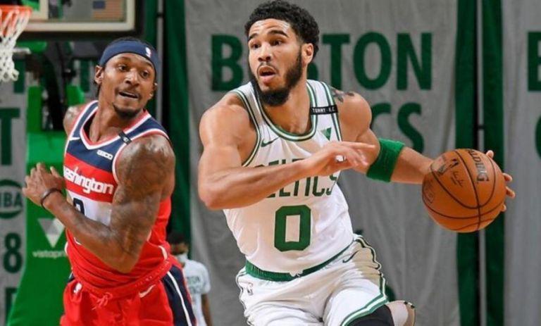 NBA: Στα πλέι-οφ οι Σέλτικς με πρωταγωνιστή τον… 50άρη Τέιτουμ – Με Πέισερς οι Ουίζαρντς | tovima.gr