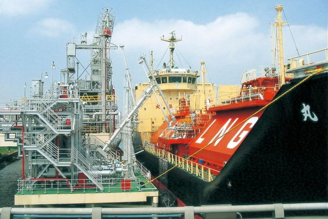 Alpha Gas adds another newly built LNG Carrier to its fleet | tovima.gr