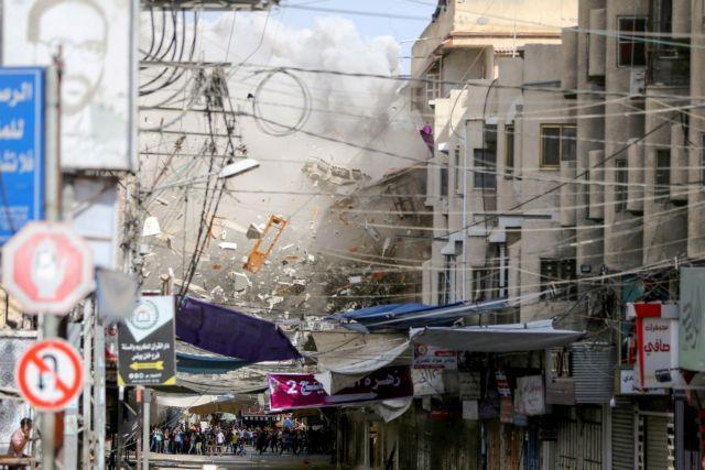 Iσραήλ: Εγκρίθηκε η πρόταση εκεχειρίας στη Λωρίδα της Γάζας | tovima.gr