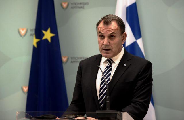Παναγιωτόπουλος: Επιφυλακτικοί αλλά καλόπιστοι με την Τουρκία – Είμαστε δίπλα στην Κύπρο | tovima.gr