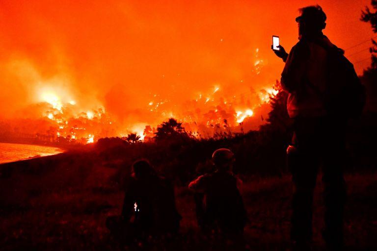 Meteo: Οι λόγοι που οδήγησαν στην καταστροφική πυρκαγιά στον Σχίνο Κορινθίας | tovima.gr