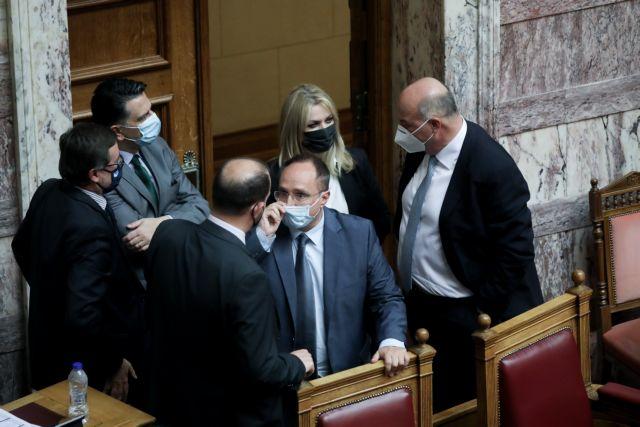 Το πολιτικό θρίλερ με την συνεπιμέλεια | tovima.gr