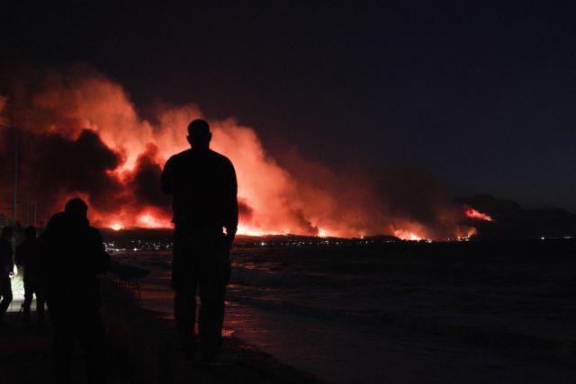 Φωτιά στην Κορινθία: «Στάχτη» πάνω από 20.000 στρέμματα και καμένα σπίτια  – Πού επικεντρώνεται η επιχείρηση   tovima.gr