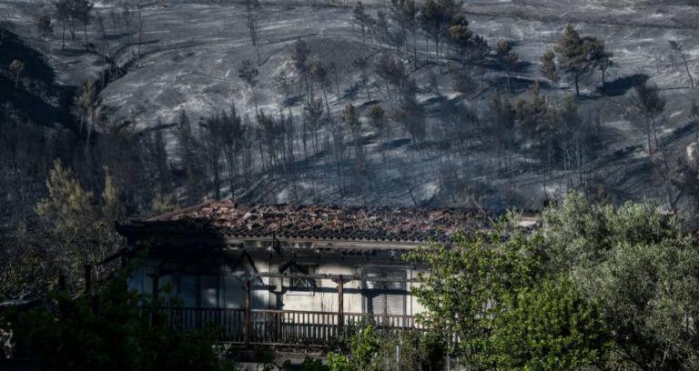 Φωτιά στα Γεράνεια Όρη: Κυβερνητικό κλιμάκιο στο Αλεποχώρι   tovima.gr
