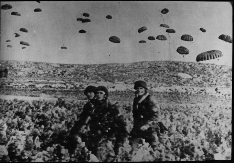 80 χρόνια από την εποποιία της Κρήτης | tovima.gr