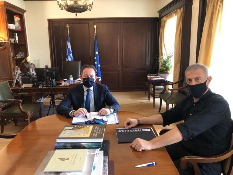 Τετ α τετ Πέτσα – Μώραλη για το πρόγραμμα «Αντώνης Τρίτσης» | tovima.gr
