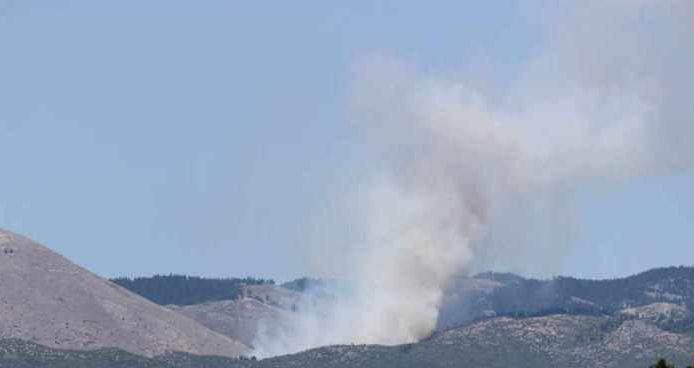 Δύο φωτιές βρίσκονται σε εξέλιξη στην Αρκαδία και στην Λακωνία   tovima.gr