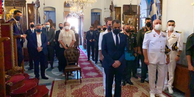 Παναγιωτόπουλος: Οι Ένοπλες Δυνάμεις μπορούν να διασφαλίσουν τα κυριαρχικά μας δικαιώματα | tovima.gr