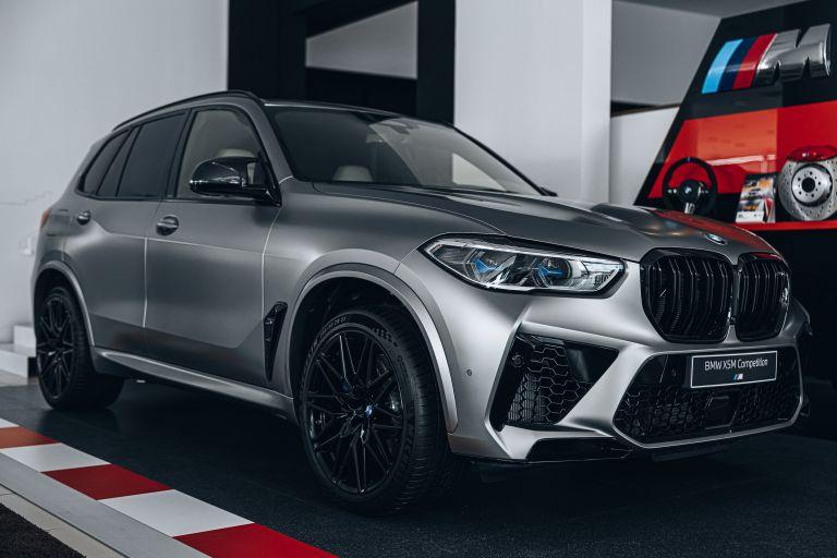 BMW X5 M Competition First Edition: Μοναδική στο είδος της -και στην Ελλάδα! | tovima.gr