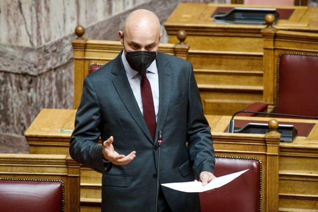 Αμυράς: Θα αναδασωθούν οι καμένες εκτάσεις στα Γεράνεια Όρη – Fake news τα σενάρια για ανεμογεννήτριες και λατομεία | tovima.gr