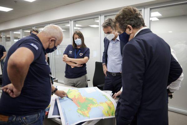 Οι 18 περιοχές της Αττικής που κινδυνεύουν από πυρκαγιές – Ειδικά επιχειρησιακά σχέδια ζήτησε ο Μητσοτάκης   tovima.gr