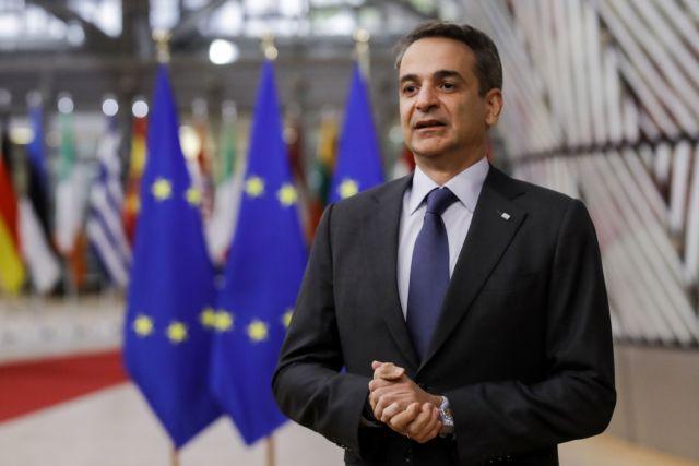 Μητσοτάκης: Η ΕΕ να υιοθετήσει ισχυρό πλέγμα κυρώσεων κατά της Λευκορωσίας | tovima.gr