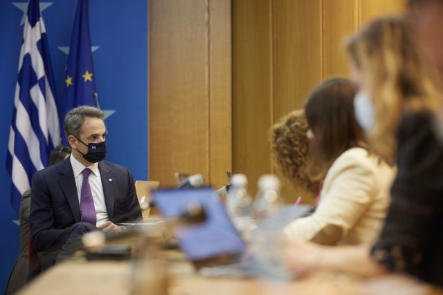 Μητσοτάκης: Θα συζητήσουμε εμβολιασμό παιδιών άνω των 12 ετών   tovima.gr