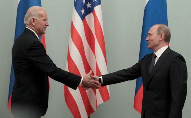 Οριστικοποιήθηκε η συνάντηση Μπάιντεν – Πούτιν στις 16 Ιουνίου   tovima.gr