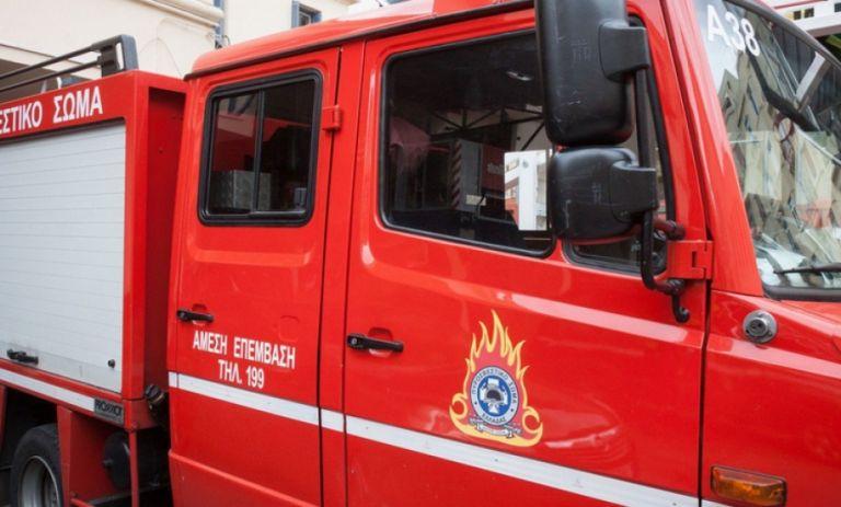 Φωτιά στο Αρχοντικό Λακωνίας   tovima.gr