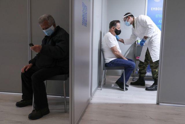 Θεμιστοκλέους: Η σύσταση είναι να ολοκληρώνεται ο εμβολιασμός με το ίδιο εμβόλιο – Τι είπε για την AstraZeneca | tovima.gr