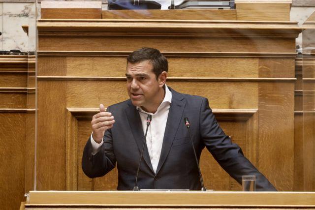 Τσίπρας: Ανοχή τέλος στο «ιδιότυπο κοινοβουλευτικό πραξικόπημα» Μητσοτάκη | tovima.gr