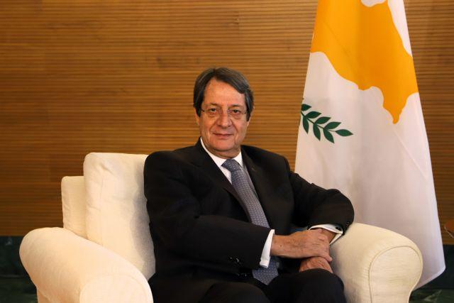 Αναστασιάδης: Αδιανόητο να συναινέσω σε μια θετική ενταξιακή ατζέντα της Τουρκίας στην ΕΕ   tovima.gr