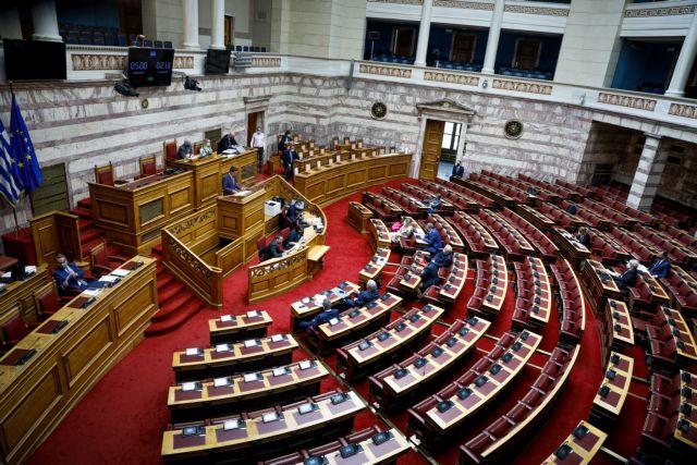 Βουλή: Στους 120 αυξάνεται ο αριθμός των βουλευτών με ταυτόχρονη φυσική παρουσία   tovima.gr